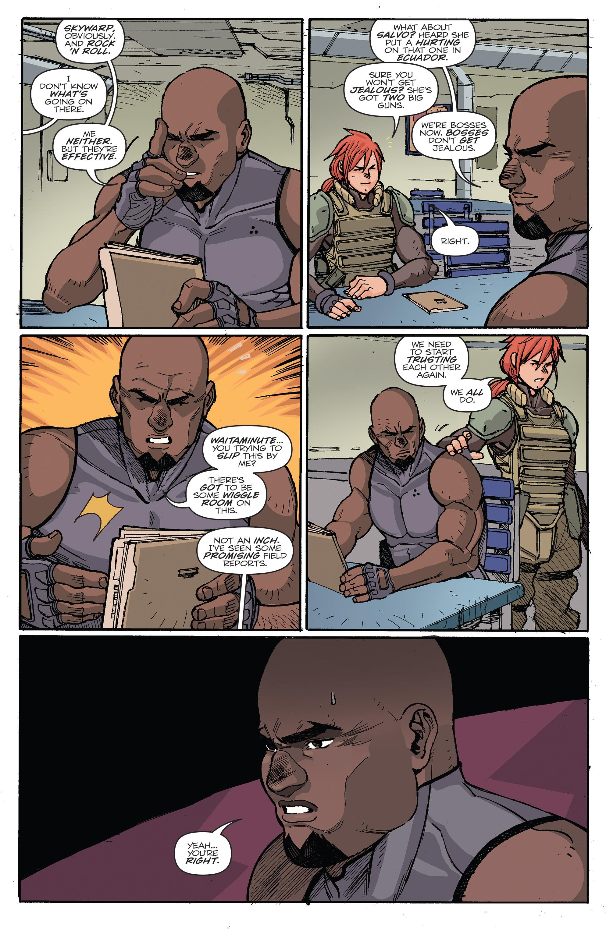 Read online G.I. Joe (2016) comic -  Issue #6 - 6