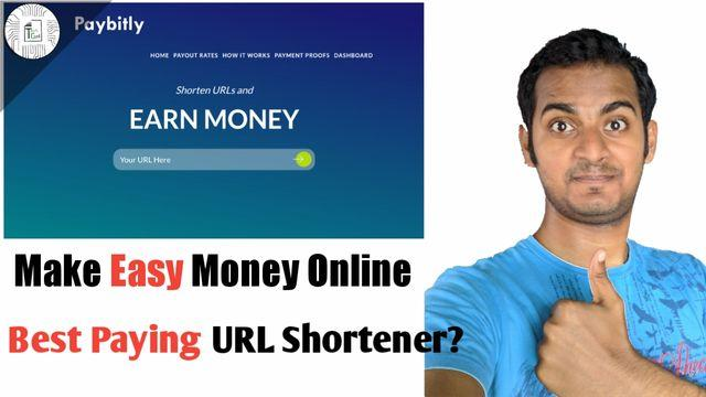 Paybitly: Best Paying URL Shortener?