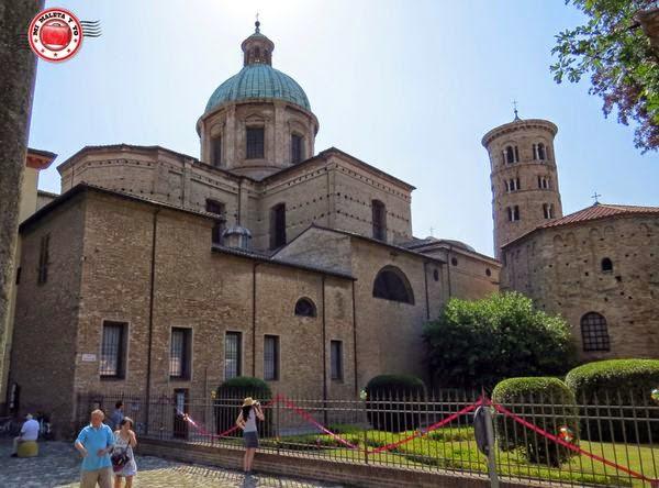 Rávena - Palacio arzobispal