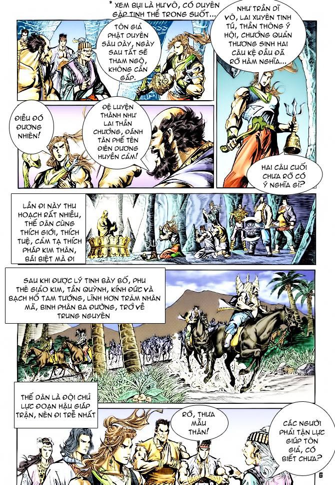 Đại Đường Uy Long chapter 44 trang 6