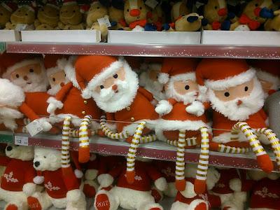 Swe-Aussie X-mas: Christmas at Kmart