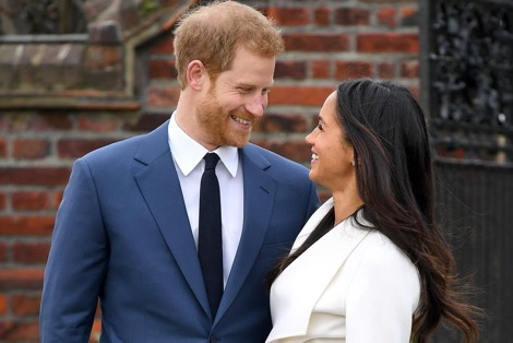إذن إقامة في بريطانيا ينتظر خطيبة الأمير هاري