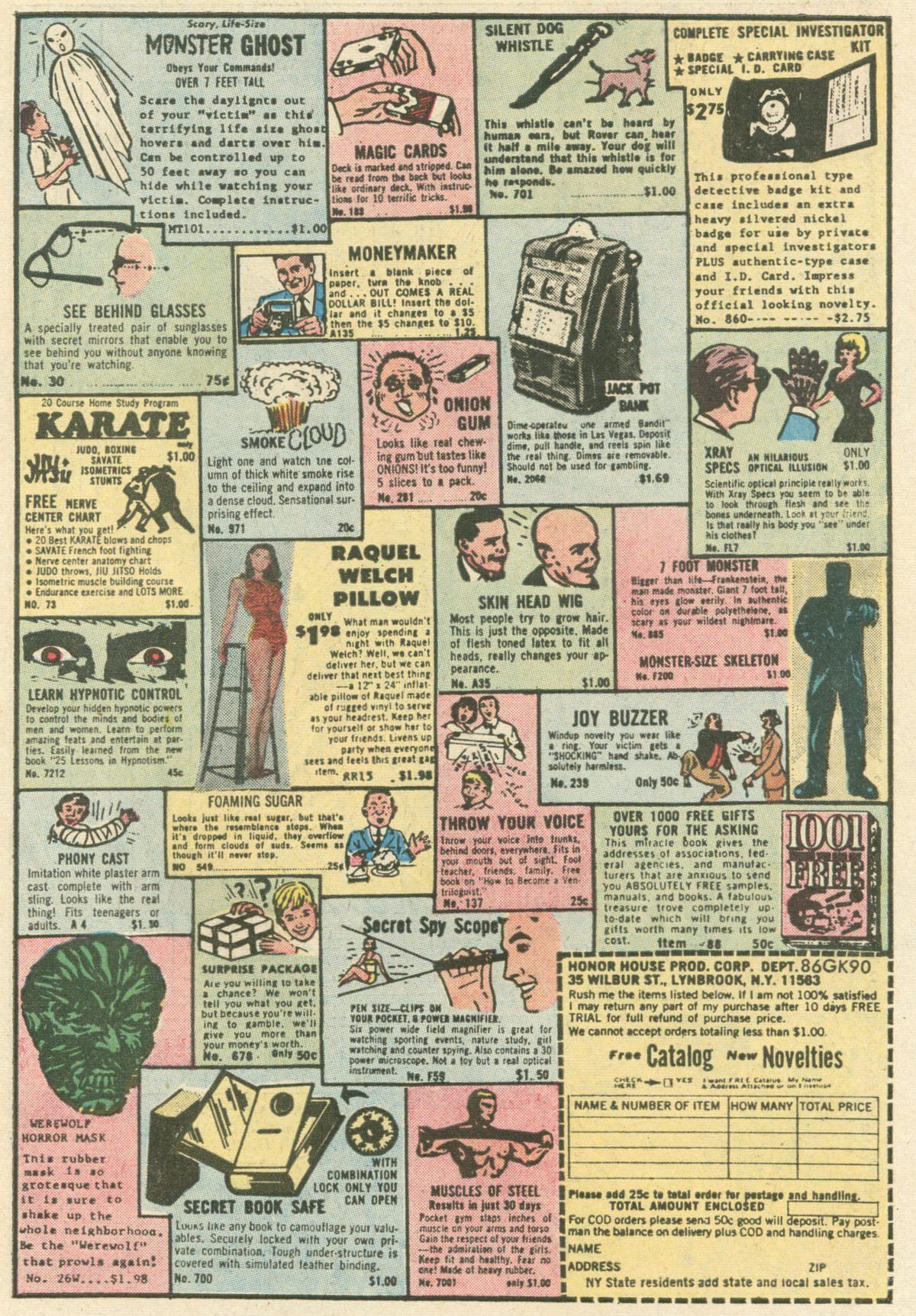 Read online World's Finest Comics comic -  Issue #211 - 9