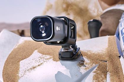 LG Action Camera LTE, Kamera Aksi Pertama Dengan Koneksi LTE