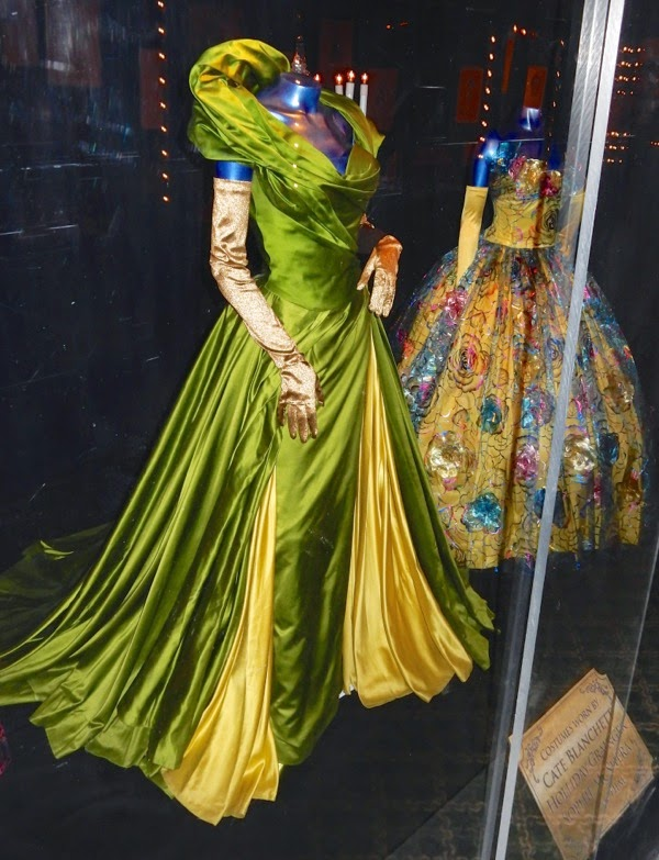Lady Tremaine Cinderella Stepmother ball gown