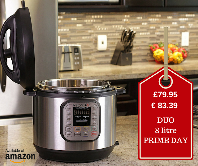 Instant Pot on Amazon Prime Day and other amazing deals!