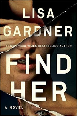 Bea's Book Nook, Review, Find Her, Lisa Gardner