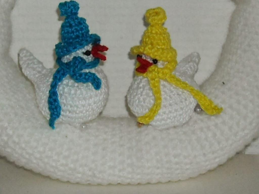 Gratis Patronentinekeshaakpatronen Haakpatroon Krans Met Vogeltjes