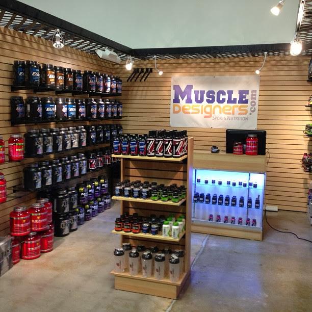 Suplementos alimenticios en Orlando: Muscle Designers