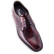 Masaltos Zapatos de Hombre con Alzas Que Aumentan Altura Hasta 7 cm. Fabricados EN Piel. Modelo Oporto