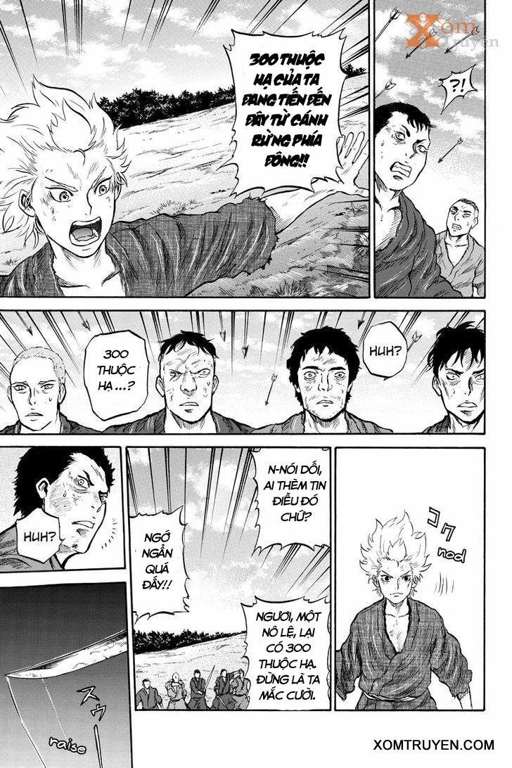 Horizon (okada takuya) chap 46 trang 5