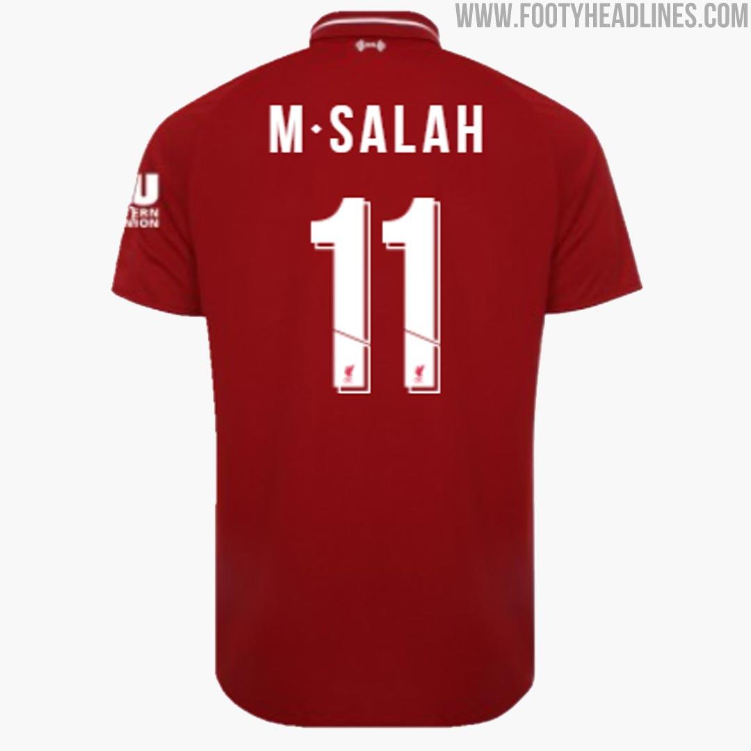 neue Liverpool-Uniform