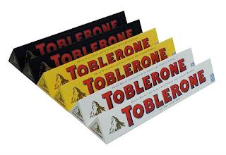5. Toblerone