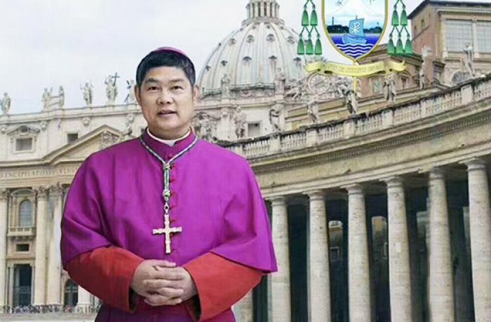 Notas e Informaciones  China  a vergonha diante do Bispo Shao Zhumin ... 579684cb30d17