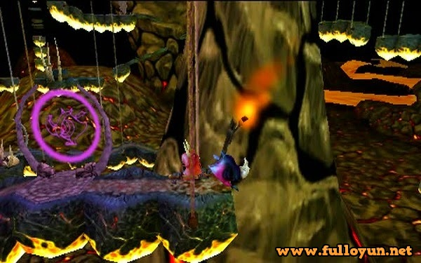freekscape escape from hell psp