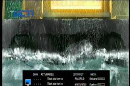 Frekuensi RCTI (MPEG2) terbaru di Palapa D 113°E