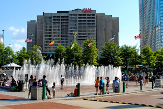 7. Taman Olimpiade Centennial
