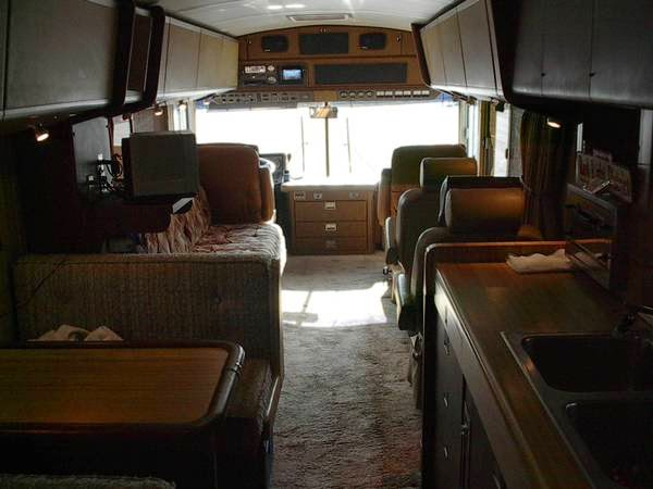 Used RVs 1986 Bluebird Wanderlodge Motorhome for Sale For ...