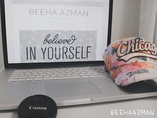 BEEHA AZMAN: Time to study and blogging ?