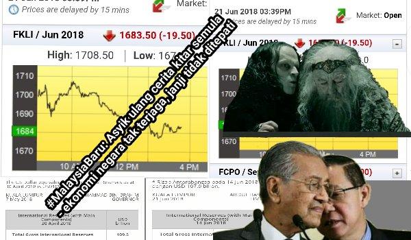 Projek ECRL diserah kepada Kroni Mahathir, Vincent Tan & kos ditambah RM15b guna duit rakyat