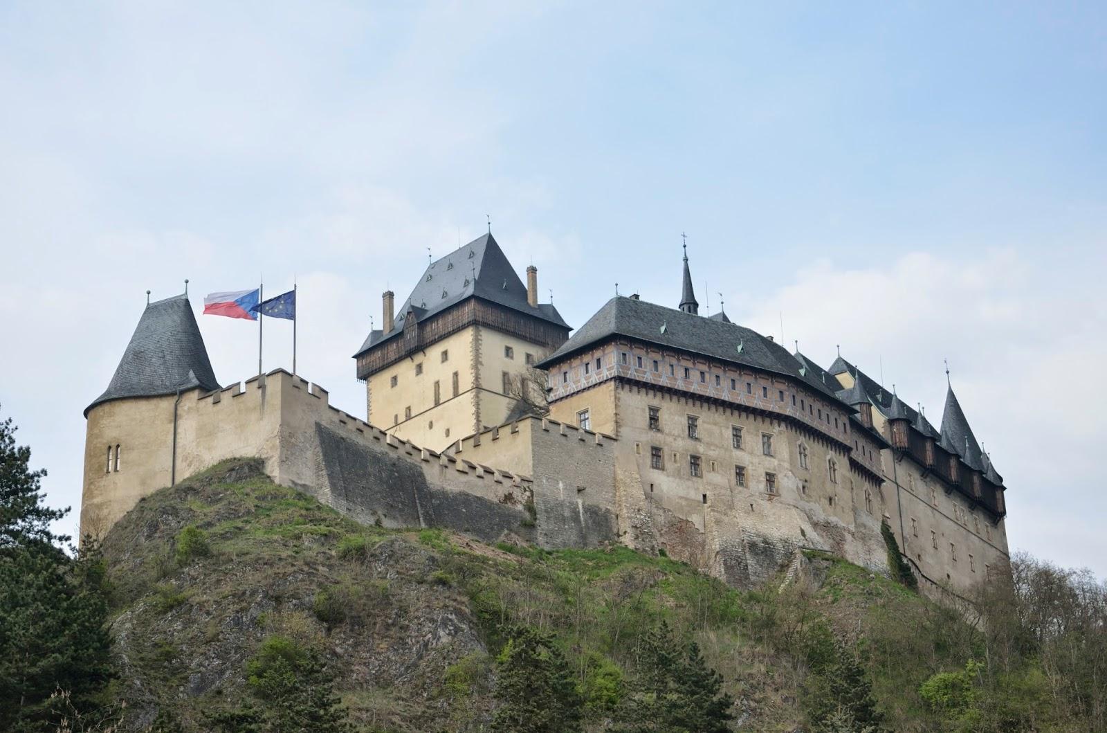 El castillo de Karlsteijn