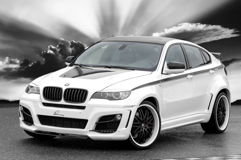 World Of Cars Bmw X6 Sport