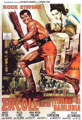 Hércules y los tiranos de Babilonia
