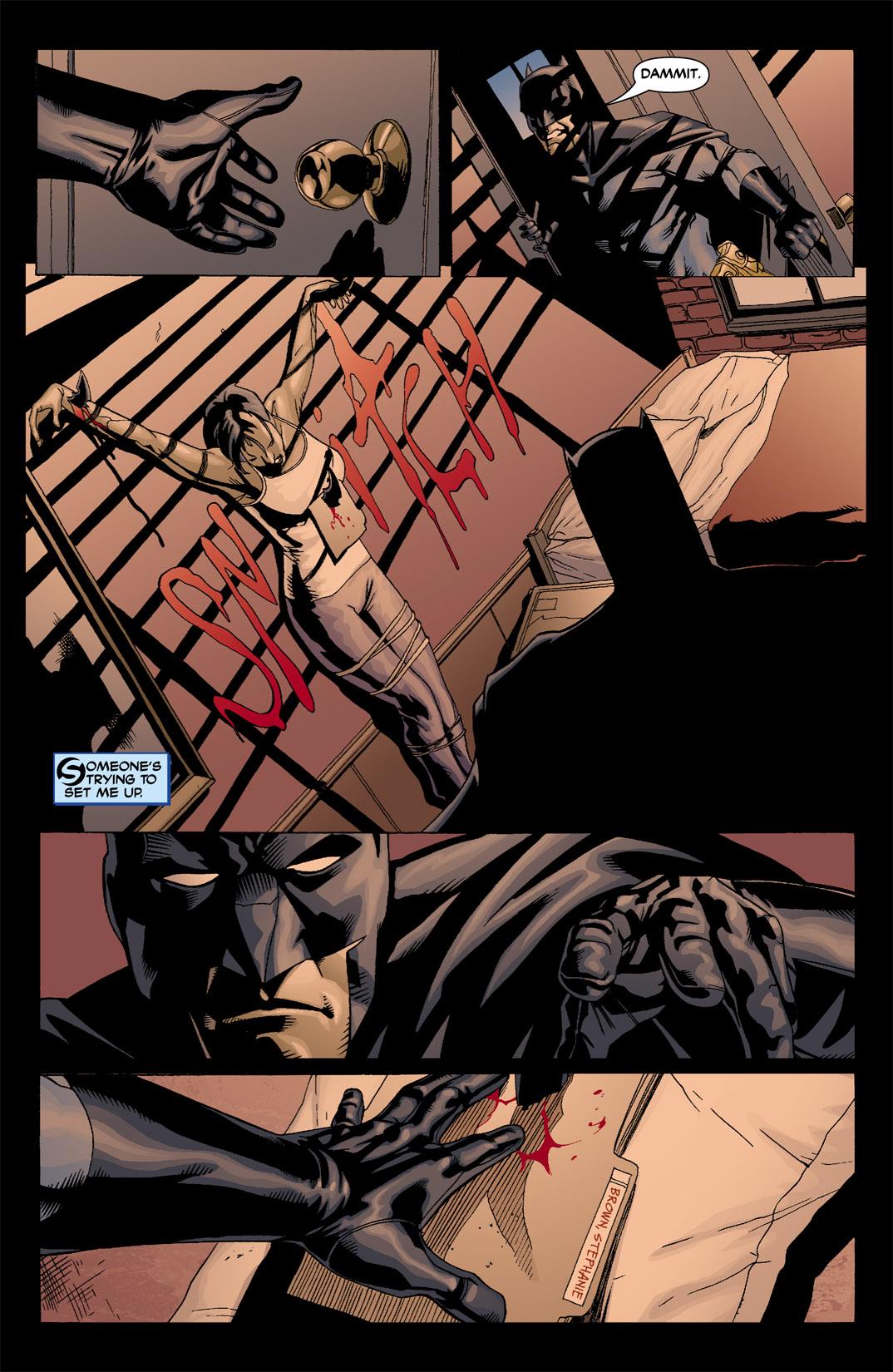 Detective Comics (1937) 809 Page 14