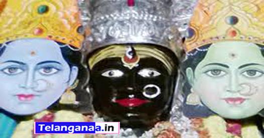 Saptha Prakarayutha Durga Bhavani Temple in Telangana