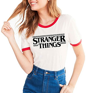 Stranger Things, T Shirt, Clothing, Gifts, Merchandise, Stephen King Store