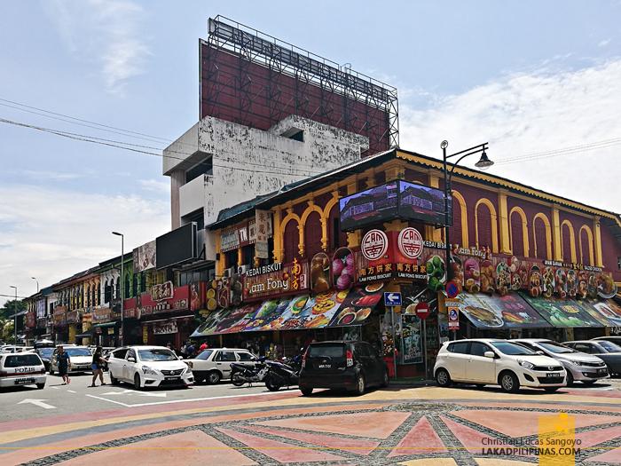 Jalan Yau Tet Shin Ipoh