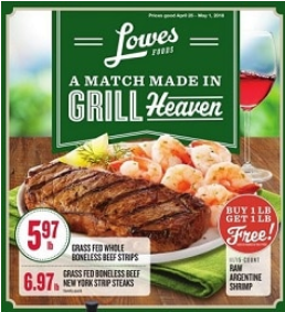 Lowes Foods Weekly Ad July 19 - 25, 2018