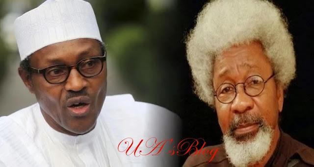 2019: Soyinka attacks Buhari, calls for restructuring