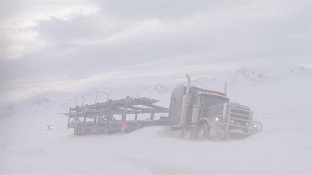 Ice Road Truckers - Season 5 Episode 08: Meltdown!