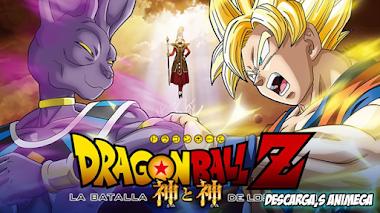 Dragon Ball Z La Batalla de los Dioses 1080p Audio: Latino/Japones Sub: Español Servidor: Mega