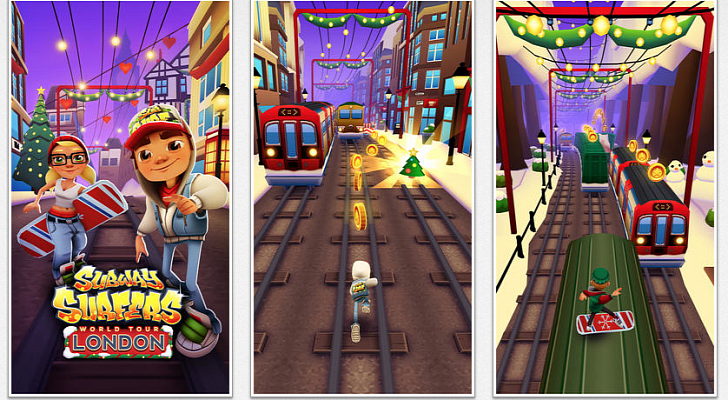 Subway Surfers London v1.32.0 APK Unlimited Coins & Key Mod Download