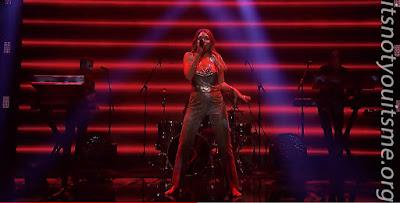 Tove Lo: Disco Tits Live on The Tonight Show