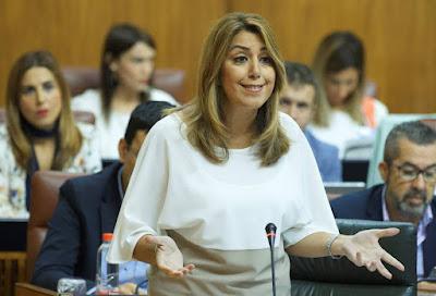 PSOE, Andalucía, enchufado, corrupción,