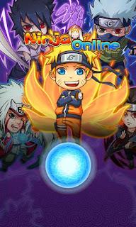 Ninja Online V1.0 MOD Apk + DATA Obb