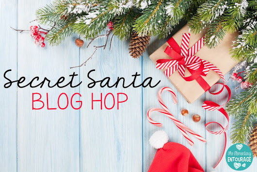 Secret Santa Blog Hop with The Elementary Entourage