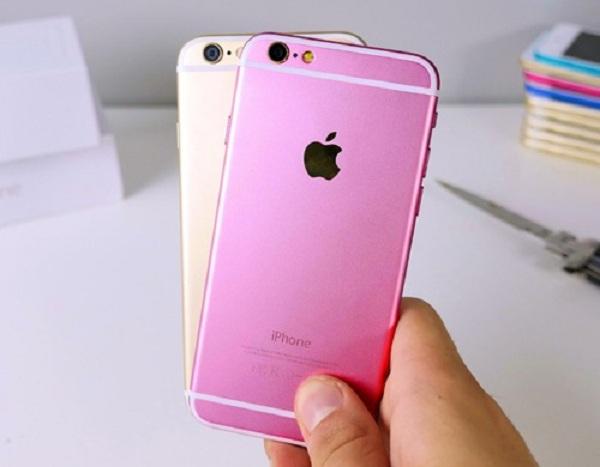 iPhone 6 được thay vỏ mới
