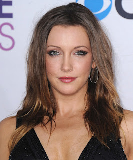 Katie Cassidy - putri dari David Cassidy