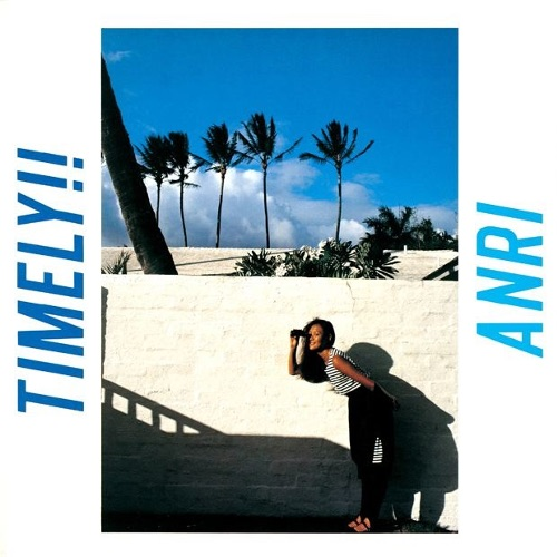 杏里 (ANRI) - Timely!! [FLAC + MP3 320 / CD]