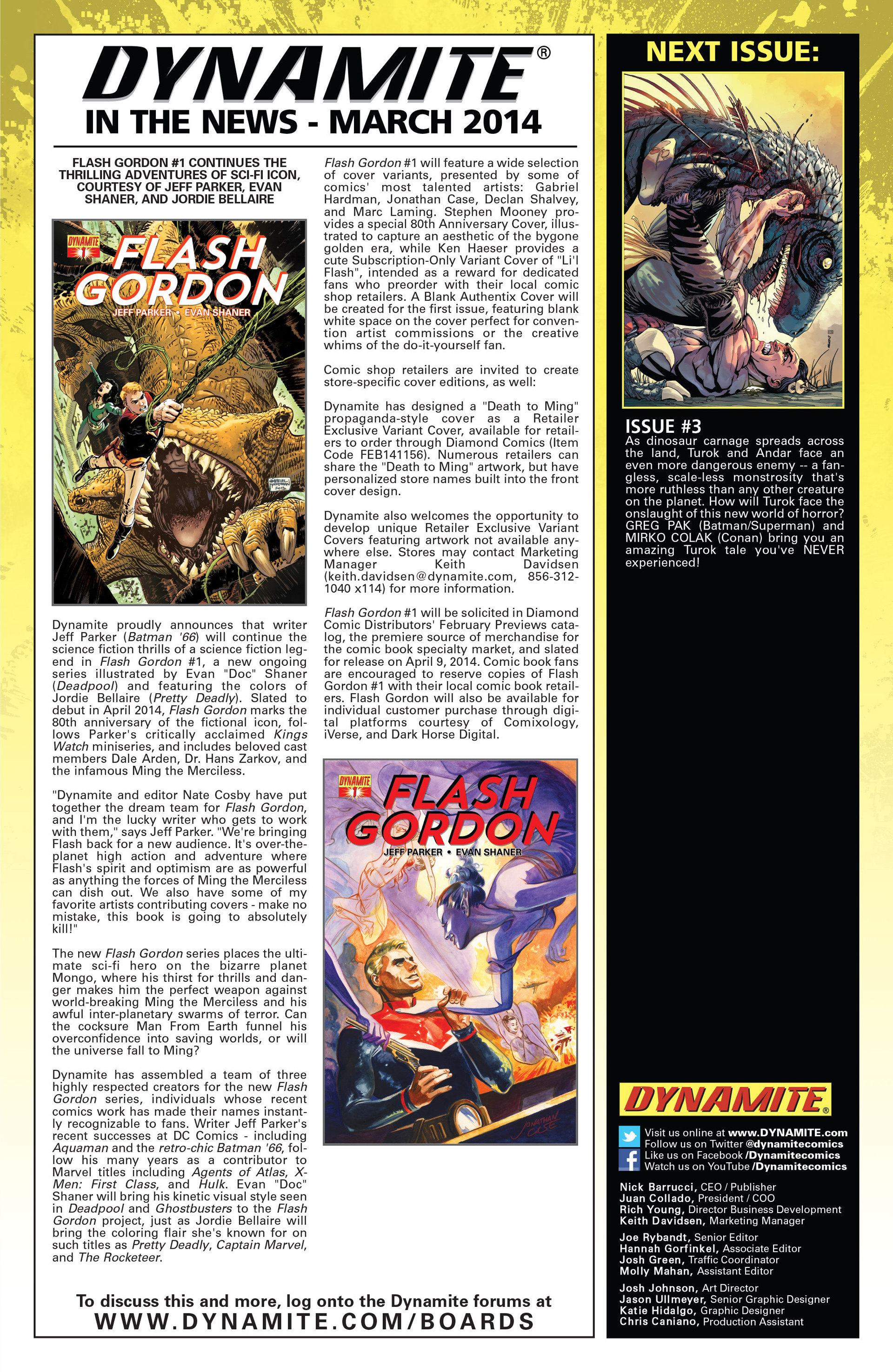 Read online Turok: Dinosaur Hunter (2014) comic -  Issue #2 - 26