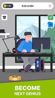 Cyber Dude: Dev Tycoon v 1.0.32 apk mod DINHEIRO INFINITO