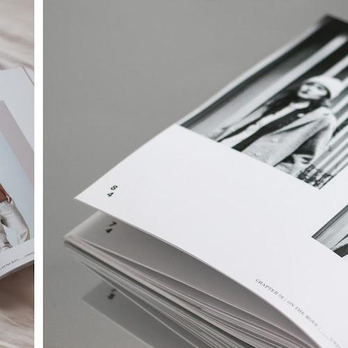 Unfolds My Photography Book Portfolio