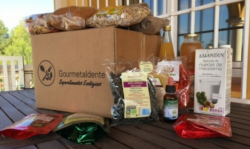 cajas para gourmet