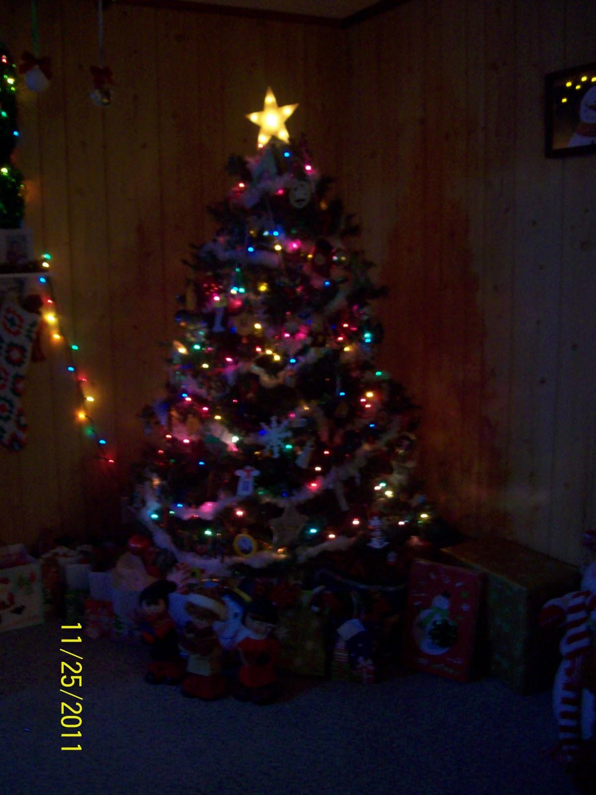 O Christms Tree D A Freebie