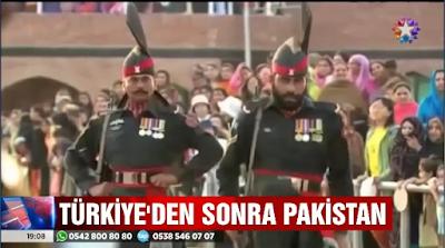 Türkiye'den sonra Pakistan'da asker gönderiyor