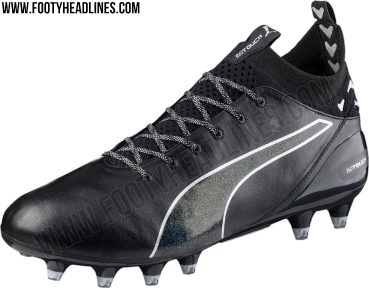 52133b99ca74e5 Black Puma evoTOUCH Boots Released - Footy Headlines